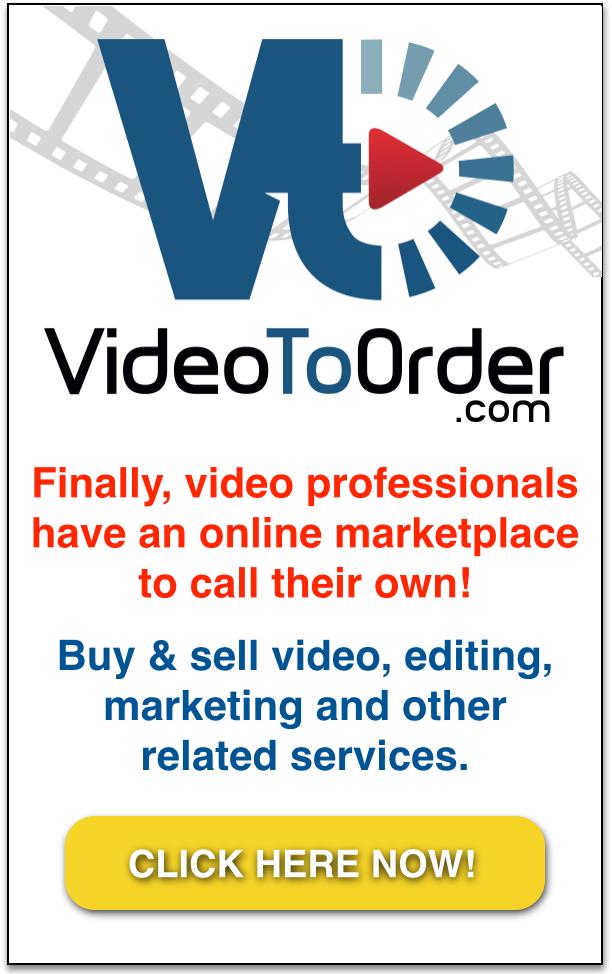 Freelance Video & Editing Marketplace