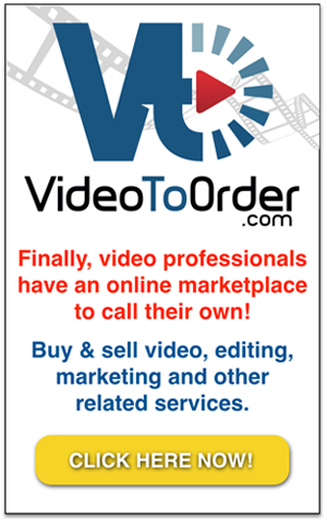 Freelance Video & Editing Marketplace
