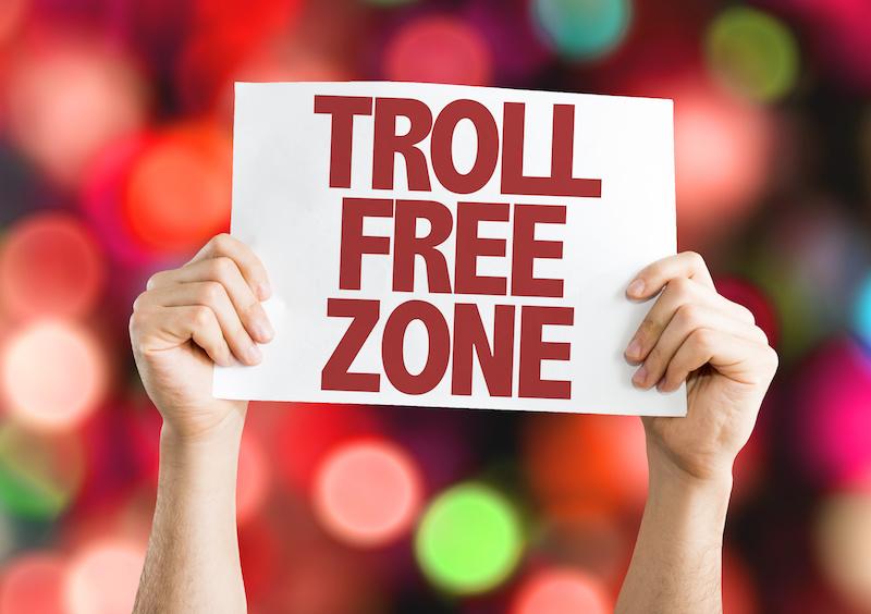 Dealing With Internet Trolls