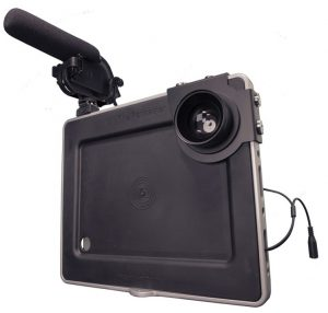 Padcaster for Shooting Video with an iPad